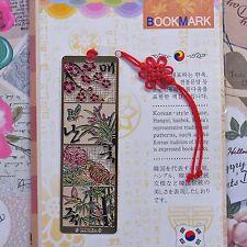 Bookmark Metal Korean Style Beauty  Freeshipping