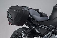 Kit Sacoches latérales  Sw-Motech  BLAZE version haute. Kawasaki Z 650 (16-).