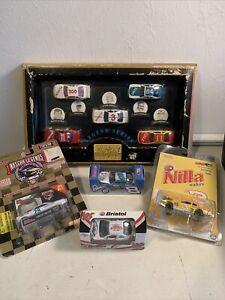 Nascar 1/64 Diecast Car Lot -9 Cars- Dale Jr. Lorenzen Cale Allison Flock Sealed