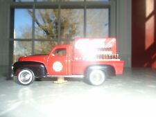 COCA COLA DIE CAST TOY DODGE DELIVERY TRUCK 1/45 SCALE 1986