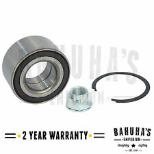 FRONT WHEEL BEARING KIT+ ABS FOR FIAT PUNTO, GRANDE PUNTO, 500, 500C 0.9 1.3 1.4
