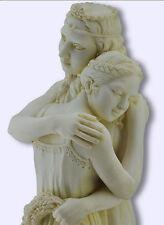 Demeter and Persephone Statue Greek Goddess Mythology Pagan Decor Figurine #DPH