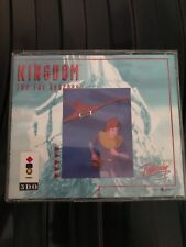 Kingdom The Far Reaches 3DO Game Uk Boxed No Manual Double Jewel Case