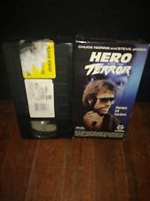 Hero and the Terror (VHS, 1990)