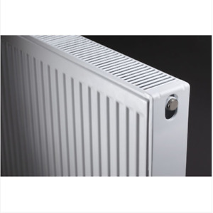 Kartell K-Rad Double Panel Type 22 Compact Radiator 300mm High Various Widths