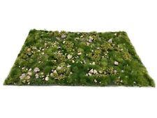 Model Scene Grass Mat Early Summer Med Calc Stone Scale Landscape Scenery F722