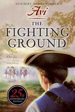 THE FIGHTING GROUND by Avi FREE SHIPPING paperback book revolutionary war teen