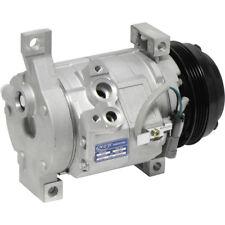 Fits Chev 01-13 Silverado, Escalade, Tahoo, V-8 , NEW A/C Compressor, wo rear ac