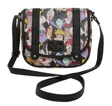 Disney Villains Purse Crossbody Shoulder Saddle Bag Loungefly Ursula Hook Queen