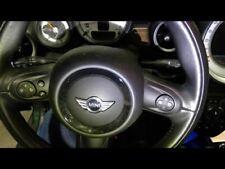 Air Bag Driver Wheel Black Fits 11-16 COUNTRYMAN 713484