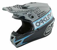 Troy Lee Designs SE4 Team TLD/Oakley Adidas Edition MX Helmet - Adult XS-2XL