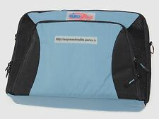 "NOTEBOOK 14"" laptop black blue bag computer protect CASE  EU made free ship"