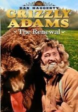 LIFE AND TIMES OF GRIZZLY ADAMS THE RENEWAL New Sealed DVD