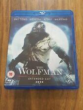 The Wolfman (Extended Cut) - Blu-Ray - Excellent Condition
