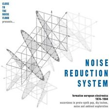 Various Artists - Noise Reduction System: Formative European Electronica 1974-19