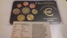 Espagne Coffret série Euros neuve  Collector 2005 Rare ***Promo*** ✔
