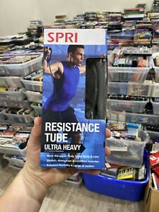 SPRI Resistance Tube Band Ultra Heavy up to 50 LBS Exercise Crossfit 02-71668