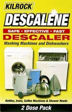 Descalene Safe Effective Fast Descaler 2 Doses Kilrock