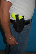 WALTHER P22 W / LASER GUN HOLSTER  NEW  HUNTING  LAW ENFORCEMENT  SECURITY  300