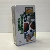 Sports Illustrated Trivia Game Multi Sports Edition 200 Questions Ages 8+ NEW
