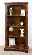 Indian Jali Medium Bookcase Solid Sheesham Rosewood by Mercers Furniture®