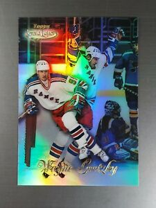 1998-99 Topps Gold Label Wayne Gretzky ***CLASS 3*** #4 Very Rare Card to find