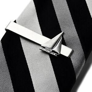 Sailboat Tie Clip
