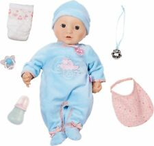 Zapf Creation Interaktive Babypuppe Baby Annabell Brother  20470