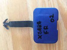 CITROEN XSARA FRONT Bumper Towing Hook Eye Cover Cap BLUE  #D2C