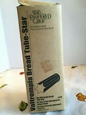 The Pampered Chef Valtrompia Bread Tube-Star - Baking Pan #1570
