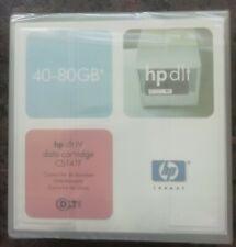 More details for genuine hp hewlett packard 5141f dlt original m/fac data cartridge new &  sealed