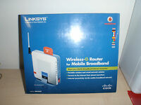 WIRELESS-G ROUTER FOR MOBILE BROADBAND