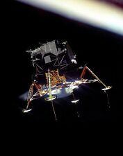 Apollo 11 Lunar Module Space Vehicle Eagle Moon Landing NASA Photo Picture