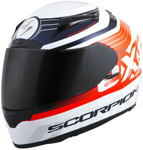 SCORPION EXO-R2000 FULL-FACE FORTIS HELMET ALL COLORS AND SIZES