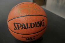Larry Bird Autographed Official NBA Leather Basketball (UDA)