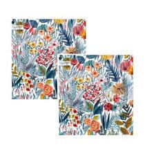2 Blatt Luxus Garten Blumen Geschenkpapier Verpackungspapier Museen und Galerien