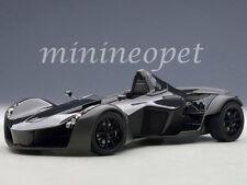 AUTOart 18112 BAC MONO 1/18 DIECAST MODEL CAR  METALLIC BLACK
