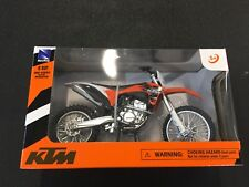 KTM 350 SXF NEW-RAY DIE-CAST SCALE MODEL 1:12 TOY COLLECTABLE MOTOCROSS DIRTBIKE