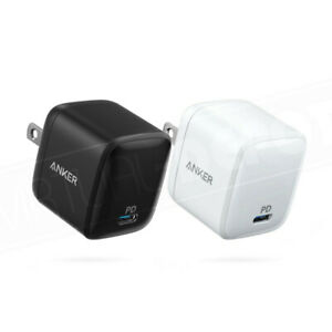 Anker PowerPort Atom PD 1 30W Type-C Ultra Compact Wall Charger New!