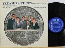 various TREASURE TUNES From The Vault WLS Chess 1474 strong VG
