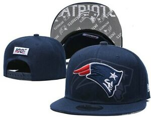 NEW ERA 9 FIFTY New England  PATRIOTS ADJUSTABLE SNAPBACK NFL HAT/CAP NAVY