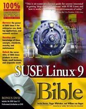 SUSE Linux 9 Bible Justin  Davies, Roger  Whittaker, William von Hagen Paperbac