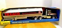 ERTL 'International Tractor & Texaco Tanker Trailer'  Pressed steel