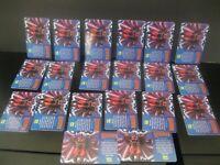 """Marvel X-Men  Magneto  """"Twenty Two Wallets Card Lot""""  1995 Marvel Ent. Group"""
