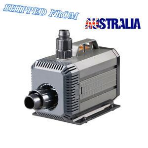 2500L/h Aquarium Amphibious Pump Multi-function Submersible Pump Fish Tank AU