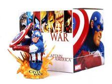 Marvel Universe: 'Civil War' Captain America Bust 451/2000