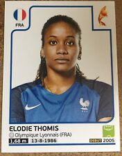 Womens Euro 2017 panini sticker - 194 Elodie Thomis (France)