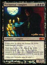 Nocturnus vampire FOIL / Vampire Nocturnus | NM | Prerelease Promos | FRA |Magic