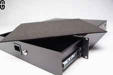 LD29 Hartschaum Deckelverkleidung für Rackschublade;rack drawer foam;5mm Einlage