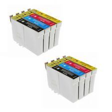 8 cartuchos gen impresora XXL Stylus sx110 sx205 sx210 sx215 sx218 T0711